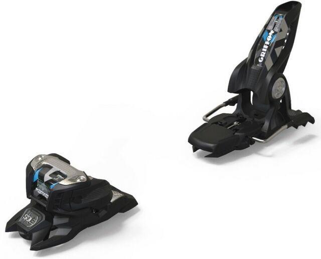 Marker Griffon 13 Id Ski Bindings, 90mm Black/blue