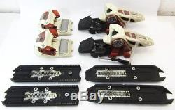 Marker Jester 16 Ski Bindings with Track Pieces