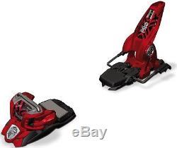 Marker Jester 18 Pro Ski Bindings, 120mm, Red
