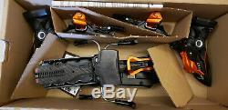 Marker KINGPIN 10 100-125MM Brake BLACK/COPPER Ski Bindings