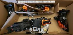 Marker KINGPIN 10 75-100MM Brake BLACK/COPPER Ski Bindings