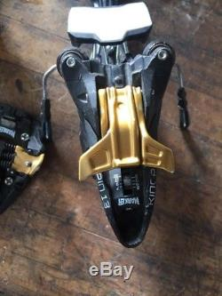 Marker Kingpin 13 AT Ski Touring Binding 100-125mm brakes