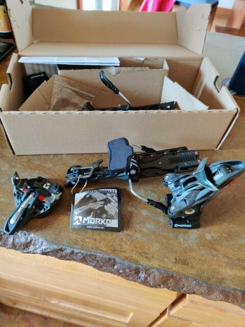 Marker Kingpin M-werks 12 100-125mm Ski Bindings