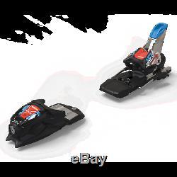 Marker Race 10 TCX Bindings 2019 Black Red