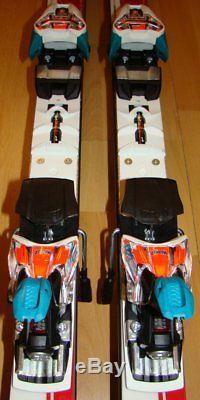 Marker Xcell 16.0 men's step-in race ski bindings