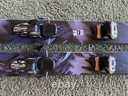 Moment Commander Skis 178 With Marker Griffon 12 Bindings Perfect Condition