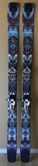 Moment Pb&j Skis With Marker Griffon 13 Bindings