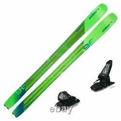 NEW 2020 Elan Ripstick 96 Skis with MOUNTED Marker Griffon 13 ID Bindings 188cm