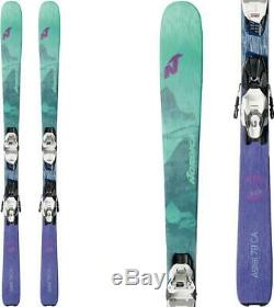 NEW! 2020 Nordica Astral 78 Skis w Marker 10.0 Bindings-151cm