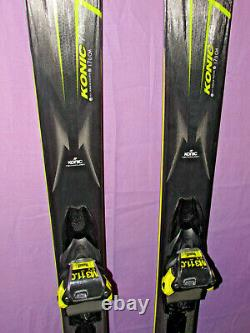 NEW K2 KONIC 78 all mountain skis 170cm with Marker M3 11 TCX bindings BRAND NEW