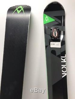 NEW VOLKL RTM 84 With Marker iPT WR Xl Bindings 172 CM