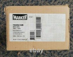 NIB MARKER GRIFFON DEMO SKI BINDINGS With 110MM BRAKES FITS 265-365MM DIN 4-13