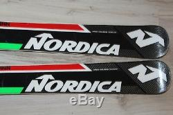 NORDICA Dobermann GSR 172cm R17.5m 2017 + Marker Bindings