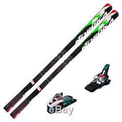 NORDICA Dobermann GS WC Race Skis with Marker XCell16 Binding 188, 193 0A500500K