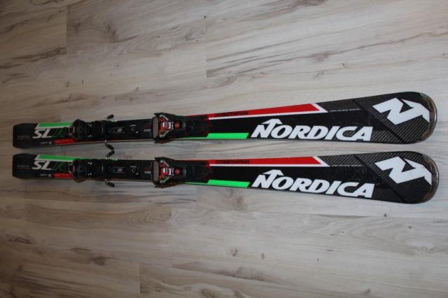 Nordica Dobermann Slr 160cm R12m 2017 + Marker Bindings