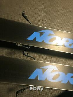 NORDICA Enforcer 104 Free Skis with MARKER Jester Pro Bindings