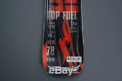 NORIDCA HOT ROD TOP FUEL 178CM ACTIVE TITANIUM SKIS With MARKER BINDINGS L@@K