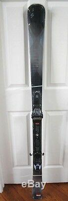 NWT BLIZZARD QUATTRO 7.4 Ca SKIS SIZE 162 CM WITH MARKER BINDINGS