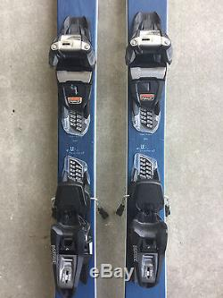 New 2017 Blizzard Cheyenne Women's Skis 156cm with Marker Squire Bindings