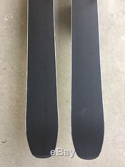 New 2017 Nordica Belle 88 Women's Skis 161cm with Marker Squire Bindings