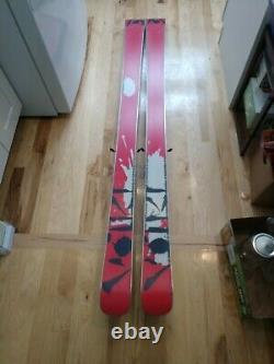 New Volkl Mantra 191 cm Skis Marker Duke AT Bindings