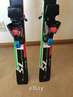 Nordica 2017 Dobermann SL WC, with Marker XCell 16, SKIS + bindings NEW! 156cm