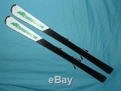 Nordica DOBERMANN SL-J Kids Jr RACE Skis 143cm with Marker COMP 10.0 Bindings R