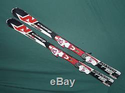 Nordica DOBERMANN SLj Kids Youth RACE Skis with Marker M7.0 Bindings 131cm