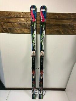 Nordica Dobermann GS R 182 cm Ski + Marker Comp 16 Bindings