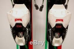 Nordica Dobermann GS World Cup 156 cm Ski + Marker Race 10 Bindings
