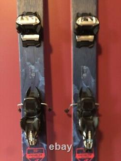 Nordica Enforcer 100 185cm With Marker Griffon 16 ID Bindings
