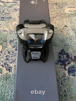 Nordica Enforcer 104 free 165cm with Marker Griffon 13 ID Bindings