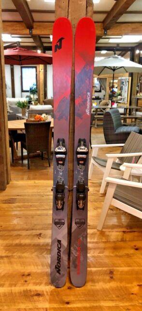 Nordica Enforcer 110 Free 2020 Demo 191cm With Marker Griffon Demo Bindings