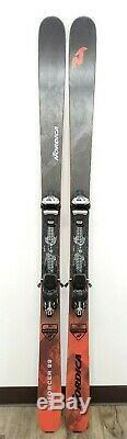 Nordica Enforcer 88 186cm Downhill Ski With Marker Griffon 13 Bindings
