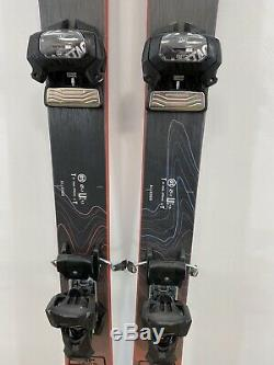 Nordica Enforcer 88 186cm Downhill Ski with Marker Tyrolia Attack 13 Bindings