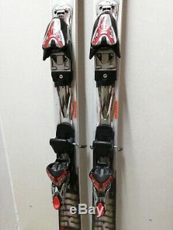 Nordica HOT ROD Top Fuel 178 cm Ski + Marker N12 Bindings