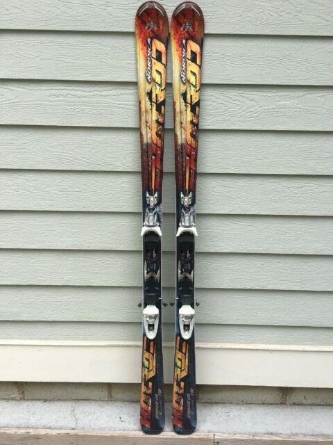 Nordica Hot Rod Igniter Ca 170cm Ski's Withmarker Sport Ex3ict Bindings Clean