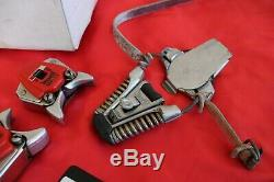 Old Vintage Marker M4-15 Rotamati Classic Marker Ski Bindings back in the day
