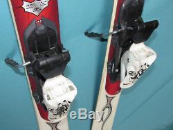 ROSSIGNOL Bandit B1 freeride skis 160cm with Marker 11.0 FREE Airpad ski bindings