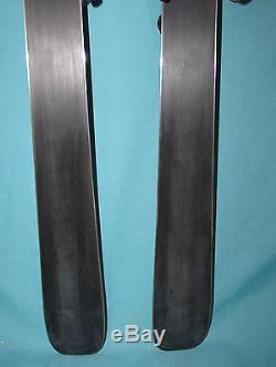 ROSSIGNOL Bandit B2 166cm Mid-Fat skis with Marker FREE 12.0 Titanium bindings