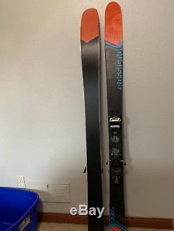 ROSSIGNOL SKY 7 HD SKIS 180 CM With GRIFFON MARKER BINDINGS