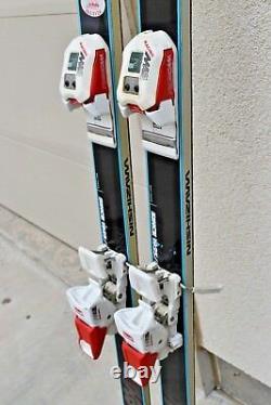 Rare Rare Nishizawa Formula Supreme Ltd Factory Team Race Ski Marker M48 Binding