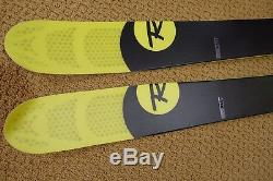 Rossignol 180 cm Soul 7 Skis/Marker Tour 12 Bindings-2015/16-Used 2 Days-Perfect
