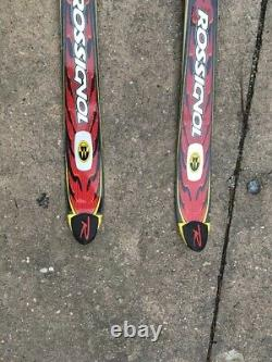 Rossignol Mountain Viper 9.3 Dualtec 190cmDownhill Skis withMarker Bindings/2poles