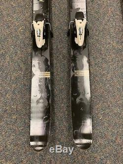 Rossignol S7 188cm with Marker Jester Binding