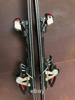 Rossignol Savory 7, 170cm, with Marker Duke Alpine Touring Bindings