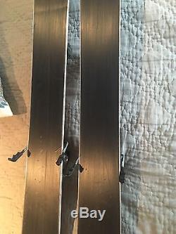 Rossignol soul 7 180 Marker Griffon Bindings