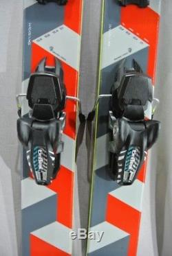 SKIS All Mountain- BLACK CROWS CORVUS with Marker GRIFFON bindings-175cm