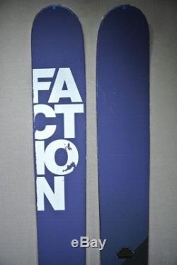 SKIS All Mountain- FACTION TEN-Marker GRIFFON bindings-2016/17 192cm