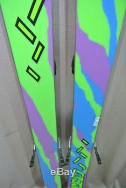 SKIS All Mountain/Freestyle -K2 EXTREME with MARKER SCHIZO bindings -179cm